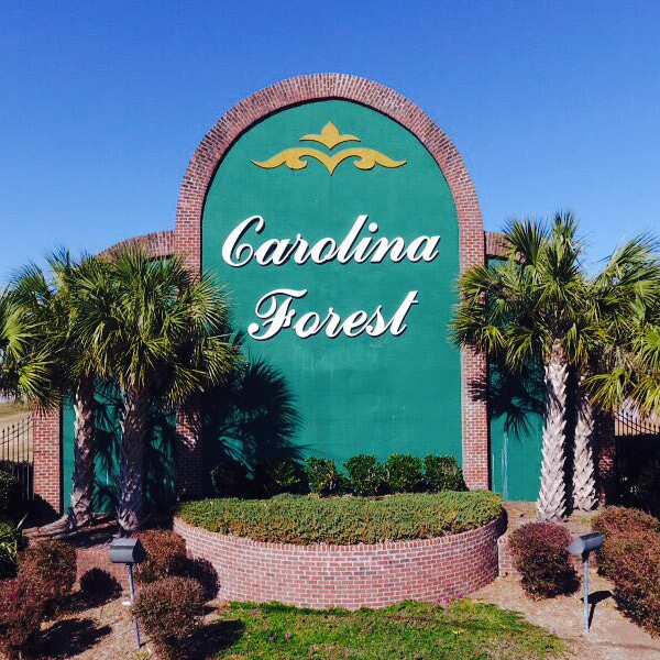 Carolina Forest Homes